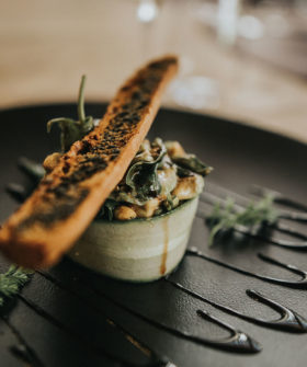 Vegetarisch essen im ALTITUDE Grill | ADLER RESORT